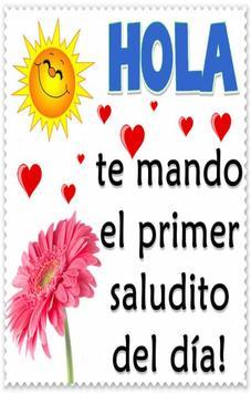 Imágenes y Frases Buenos Dias poster