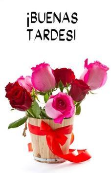 Imagenes y Frases de Buenas Tardes poster