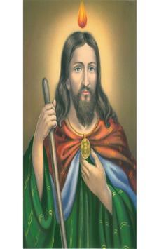San Judas Tadeo Aniversario poster