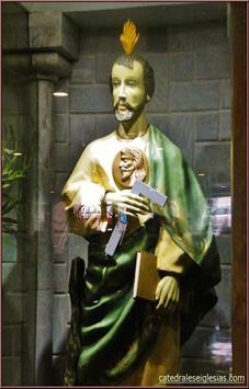 San Judas Tadeo de la Suerte poster