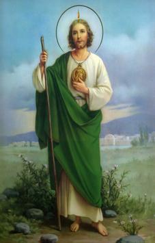 San Judas Tadeo Sagrado poster