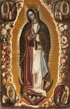 Virgen de Guadalupe Fondo screenshot 1