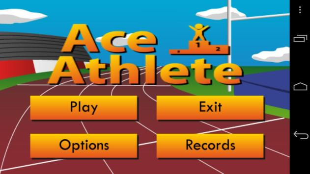 Ace Athlete poster