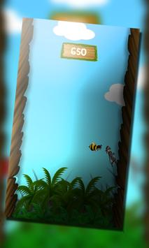 Jungle Run Adventure captura de pantalla 1
