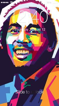 Bob Marley HD Losk poster