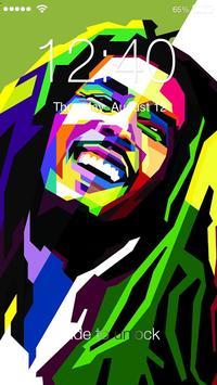 Bob Marley Losk poster