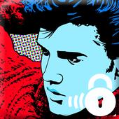 Elvis Presley Lock icon