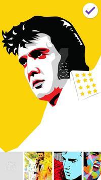 Elvis Presley Lock apk screenshot