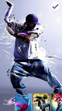 Hip Hop  HD Lock screenshot 2