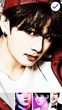 Jungkook  BTS PIN Lock Screen screenshot 2
