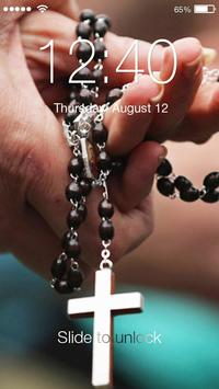 Rosary   Lock poster