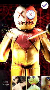 Wood Doll Lock apk screenshot