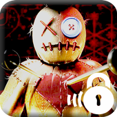 Wood Doll HD Lock icon