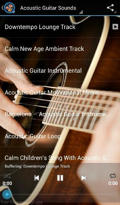 Acoustic Guitar Sounds for Android - APK Download