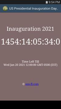 US Presidential Inauguration 2021 Countdown apk screenshot