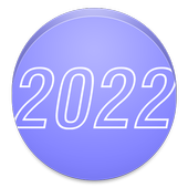 2022 Winter Olympics Countdown icon
