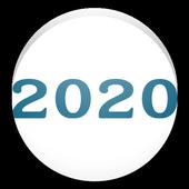 2020 Summer Olympics Countdown icon