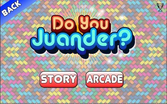 Do you Juander ? apk screenshot