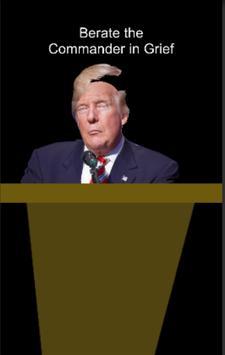 Commander in Grief: Mr. Trump screenshot 1