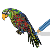 Colouring Pages - Colors's Art icon