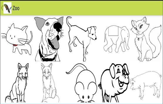 Colouring Pages - Colors's Art screenshot 3