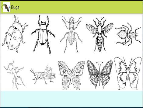 Colouring Pages - Colors's Art screenshot 11