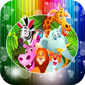 Color Pages - Coloring Animals icon