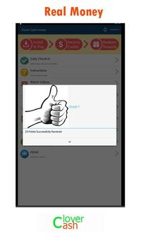 💰 Clover - Make Cash money apk screenshot