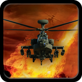 Helicopter War حرب icon
