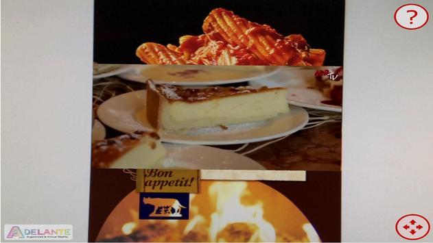 Restaurant AR screenshot 3