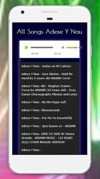 Adexe Y Nau Musica Mp3 Full - Hits screenshot 6