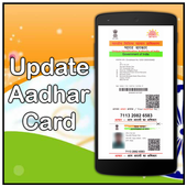 Aadhar Services In Mobile Free Aadhar Card Seva icon