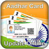 Link Aadhar to Mobile Number And Bank Account icon