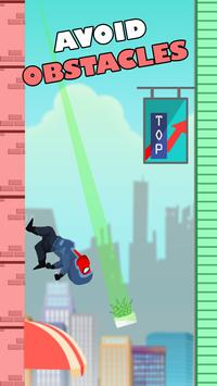 Spider Ninja Elite Combat Training screenshot 2