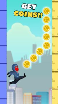 Spider Ninja Elite Combat Training screenshot 3