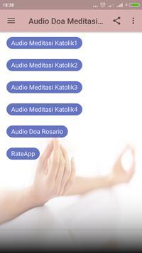Audio Doa Meditasi Katolik poster