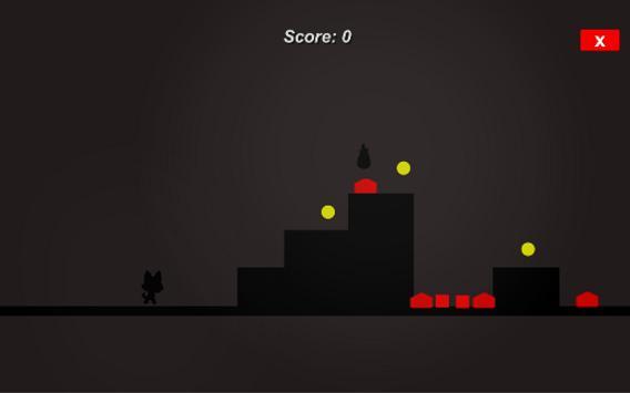 Dungeon Cat screenshot 1
