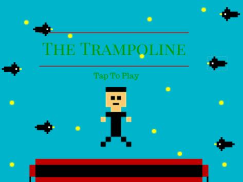 The Happy Trampoline poster