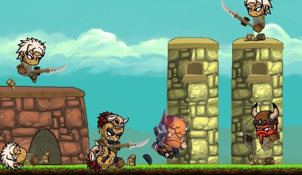 Brutal invasion: Old age screenshot 2