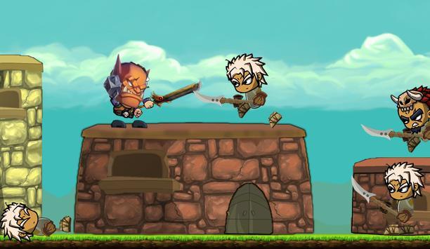 Brutal invasion: Old age screenshot 9