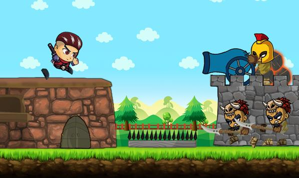 Rogue buddies 3 : old soldier screenshot 1