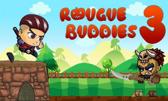 Rogue buddies 3 : old soldier screenshot 4
