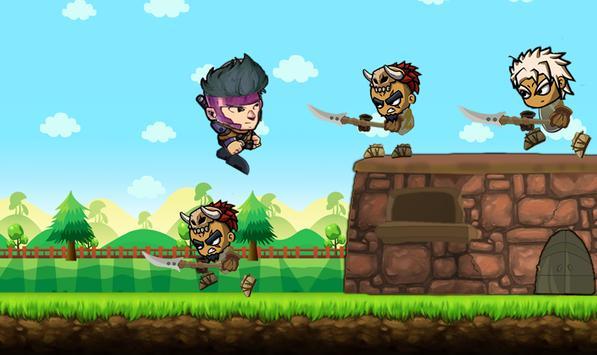 Warrior arche: Robin screenshot 3