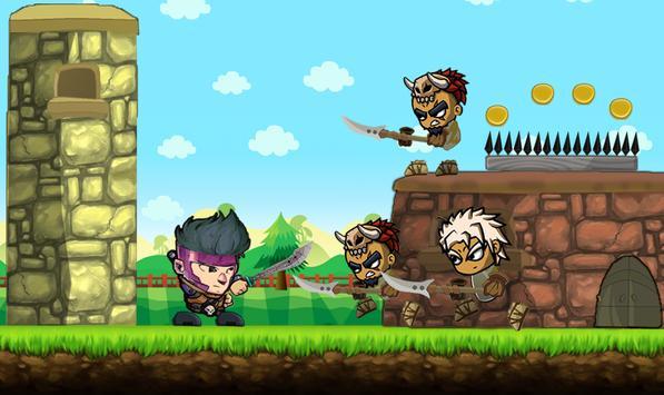 Warrior arche: Robin screenshot 2