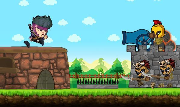 Warrior arche: Robin screenshot 5