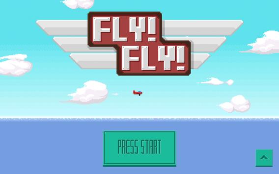 Fly! Fly! poster