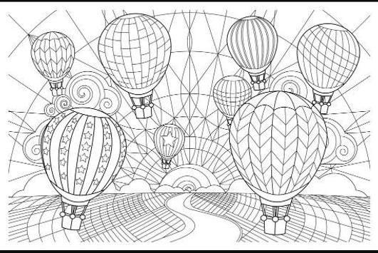 Adultos Libros para colorear Descarga APK - Gratis Arte y Diseño ...