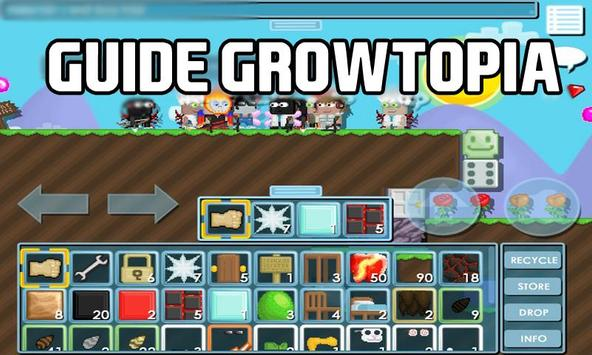 Guide Growtopia poster