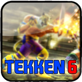 Guide tekken 6 icon