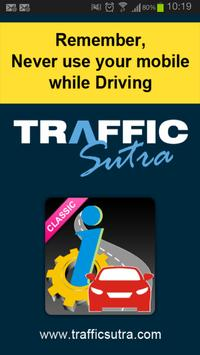 TRAFFIC SUTRA CLASSIC poster